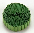 кружок из гофрированной бумаги