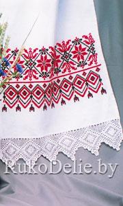 Журнал вышивок крестом рушники