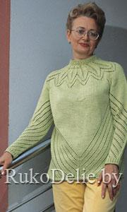 Блузка с жабо Самара